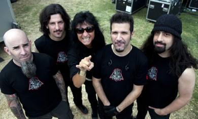 Anthrax Athens Sonisphere 24jun10