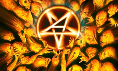Anthrax - Worship Music - 2011