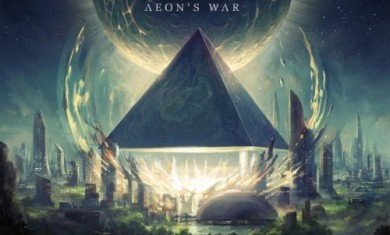 As They Burn - Aeon's War (cover) - 2011