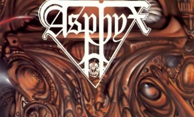 Asphyx - The Rack - 1991