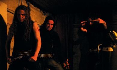 Aura Noir - Band - 2011