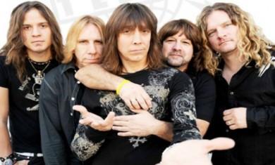 Tesla - Band - 2011