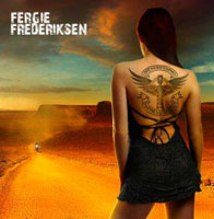 fergie frederiksen - copertina - happiness is the road