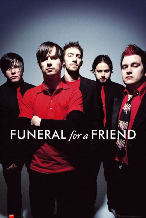 funeral for a friend - band - 2011