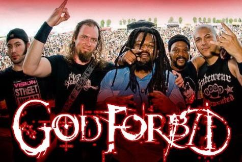 god forbid - band - 2011