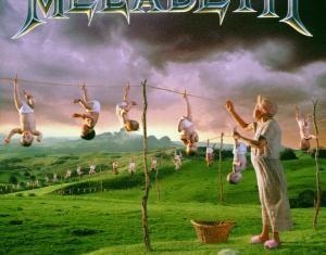 megadeth - youthanasia -1994