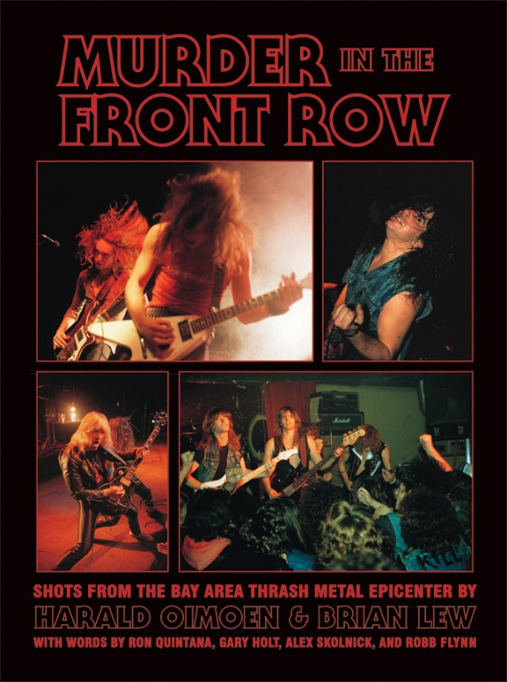 murder in the front row - copertina - 2011