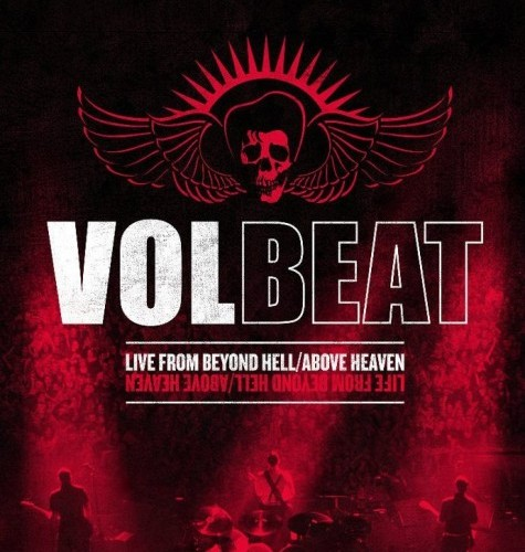 volbeat - live from below hell/above heaven - 2011