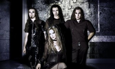 Mandragora Scream - Band - 2011