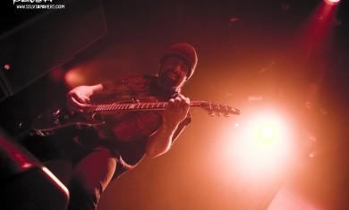 Anthrax live al Nokia Club di Los Angeles il 22 ottobre 2011