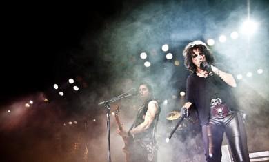 Alice Cooper live al Live Club di Trezzo Sull'Adda il 14 ottobre 2011