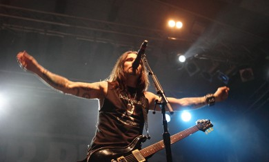 alter bridge - bologna - 2011