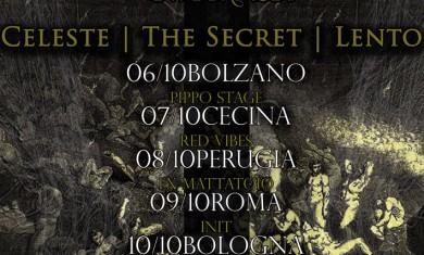 beyond regret tour - locandina - 2011