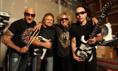 chickenfoot - band - 2011