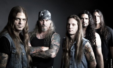 iced earth - band - 2011