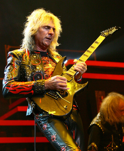 judas priest - glenn tipton - 2008