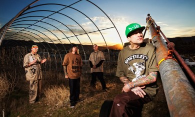 kottonmouth kings - band - 2011