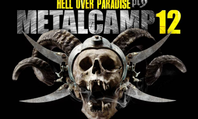 metalcamp 2012 logo