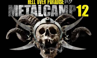 metalcamp 2012 logo