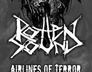 rotten sound - tour - 2011