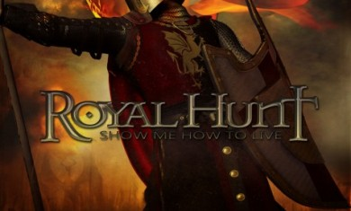 royal hunt - show me how to live - 2011