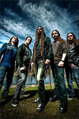 shadows fall - band - 2011