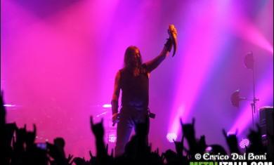Amon Amarth - Bologna - 2011