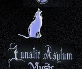 Lunatic Asylum Records - Logo