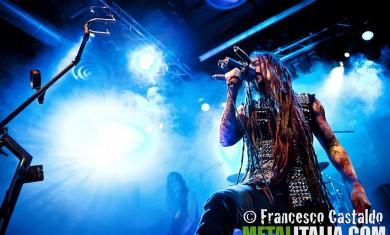 Amorphis live @ Alcatraz di Milano il 16 novembre 2011