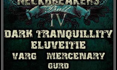 Neckbreakers Ball - flyer - 2011