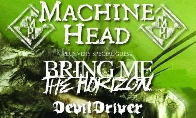 The Eighth Plague Tour - flyer - 2011