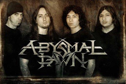 abysmal dawn - band - 2010