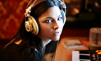 evanescence - amy lee studio - 2011
