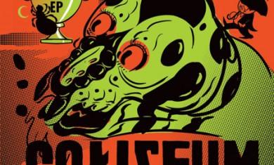 coliseum - parasite - 2011