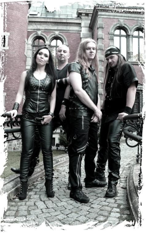 crystal viper - band - 2011