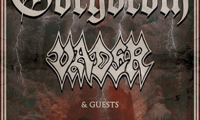 gorgoroth - vader- tour 2011