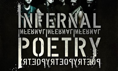 infernal poetry - locandina - 2011
