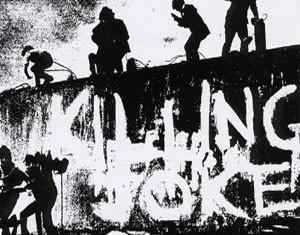killing joke - killing joke - 1980