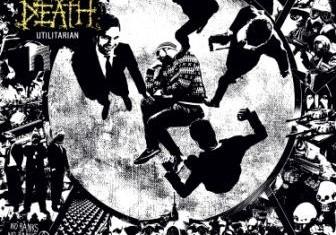 napalm death - utilitarian - 2011