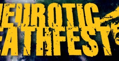 neurotic deathfest - logo