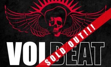 volbeat - milano sold out - 2011