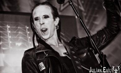 Deathstars live @ Rock n Roll Arena di Romagnano Sesia l'11 dicembre 2011
