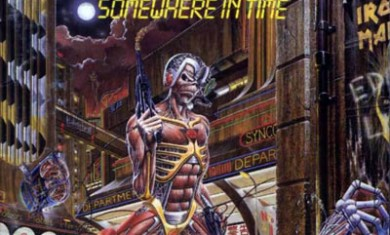 Iron Maiden - Somewhere In Time - 1986