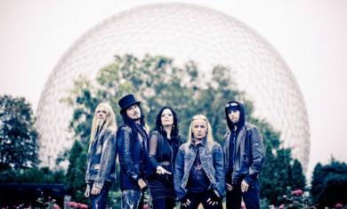 Nightwish - band - 2011
