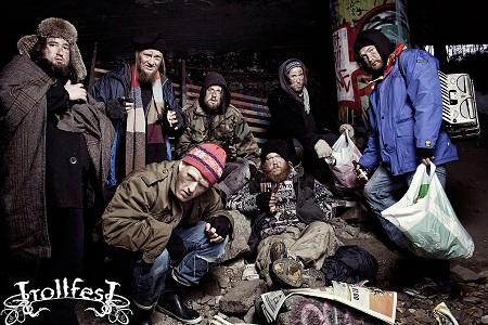 Trollfest - band - 2011