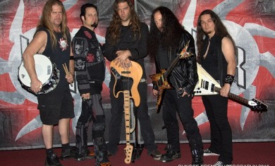 Vicious Rumors - lineup 2001
