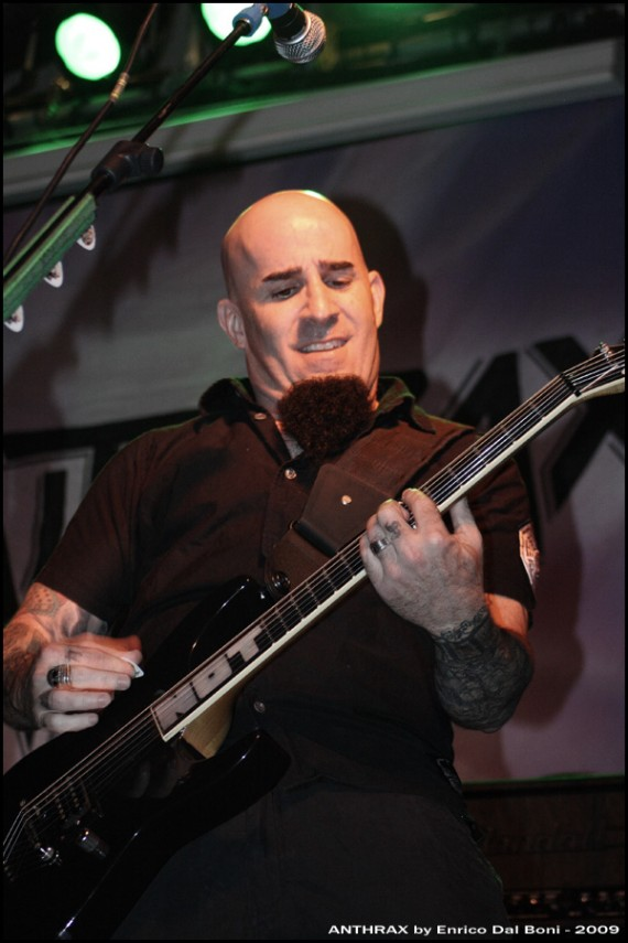 anthrax - scott ian - 2009