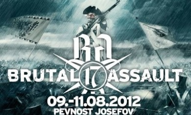 brutal assault - logo - 2012