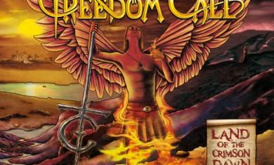 freedom call - land of the crimson dawn - 2012