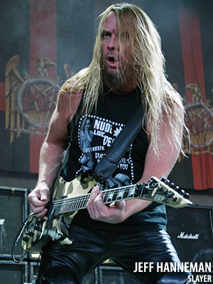 slayer - jeff hanneman